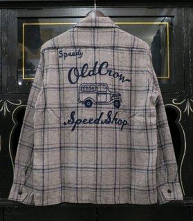 OLDROD CHECK-L/S SHIRTS