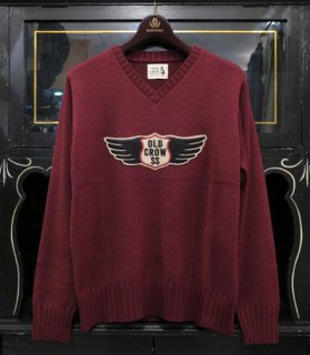 CROW WING - SWEATER