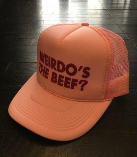 Weirdo's the Bee? - MESH CAP