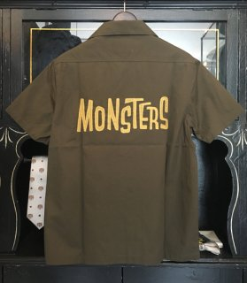 MONSTERS - S/S SHIRTS