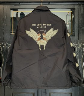 LOVE TO RIDE - COACHES JACKET