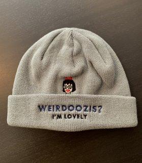 WEIRDOOZIS? - KNIT CAP