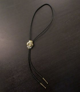 [G.S.V×galcia]BOLO TIE PANTHER/BRASS×SILVER