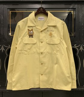 WEIRDOZ - L/S WORK SHIRTS