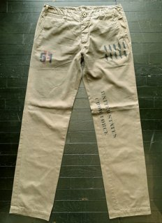 CROW STRIKE - CHINO PANTS