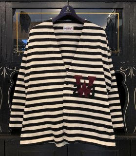 RINGING CLOWN - L/S CARDIGAN