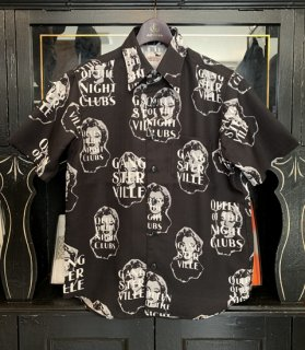 QUEEN OF NOGHT CLUBS - S/S SHIRTS