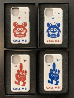 WEIRDO - iPHONE CASE[iPhone 11PRO対応]
