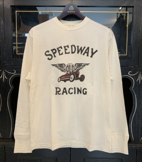 <img class='new_mark_img1' src='https://img.shop-pro.jp/img/new/icons14.gif' style='border:none;display:inline;margin:0px;padding:0px;width:auto;' />SPEEDWAY - L/S T-SHIRTS