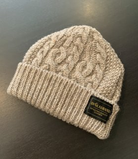<img class='new_mark_img1' src='https://img.shop-pro.jp/img/new/icons14.gif' style='border:none;display:inline;margin:0px;padding:0px;width:auto;' />ISLANDS - KNIT CAP