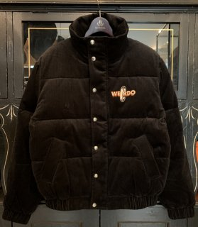 NON SKID - COUDUROY DOWN JACKET
