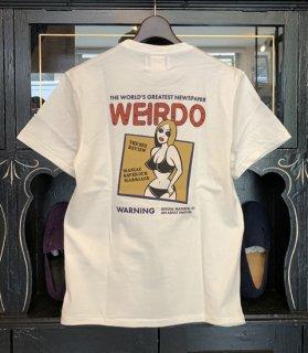 PORN WEIRDO - S/S T-SHIRTS