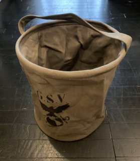<img class='new_mark_img1' src='https://img.shop-pro.jp/img/new/icons14.gif' style='border:none;display:inline;margin:0px;padding:0px;width:auto;' />7.19 - CANVAS WATER BUCKETS [Lサイズ]
