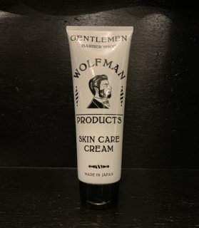 <img class='new_mark_img1' src='https://img.shop-pro.jp/img/new/icons14.gif' style='border:none;display:inline;margin:0px;padding:0px;width:auto;' />WOLFMAN - SKIN CARE CREAM [200g]