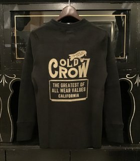 <img class='new_mark_img1' src='https://img.shop-pro.jp/img/new/icons14.gif' style='border:none;display:inline;margin:0px;padding:0px;width:auto;' />BLACK CROW - L/S HENRY T-SHIRTS