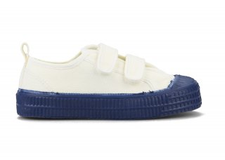 KIDS VERCLO COLOR SOLE 10WHITE/NAVY