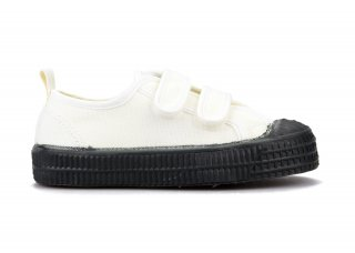 KIDS VERCLO COLOR SOLE 10WHITE/BLACK
