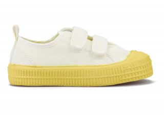 KIDS VERCLO COLOR SOLE 10WHITE/YELLOW