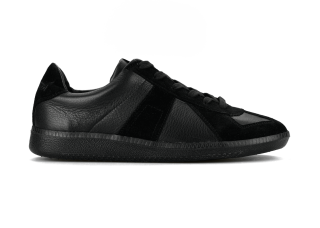 GERMAN TRAINER BLACK<img class='new_mark_img2' src='https://img.shop-pro.jp/img/new/icons59.gif' style='border:none;display:inline;margin:0px;padding:0px;width:auto;' />