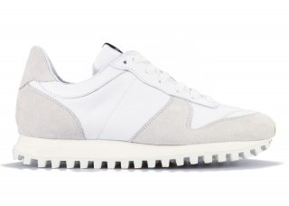MARATHON LEATHER TRAIL ALL WHITE<img class='new_mark_img2' src='https://img.shop-pro.jp/img/new/icons59.gif' style='border:none;display:inline;margin:0px;padding:0px;width:auto;' />