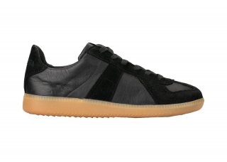 GERMAN TRAINER BLACK/TRANSPARENT<img class='new_mark_img2' src='https://img.shop-pro.jp/img/new/icons5.gif' style='border:none;display:inline;margin:0px;padding:0px;width:auto;' />
