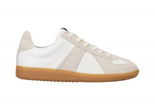 GERMAN TRAINER WHITE/TRANSPARENT<img class='new_mark_img2' src='https://img.shop-pro.jp/img/new/icons5.gif' style='border:none;display:inline;margin:0px;padding:0px;width:auto;' />