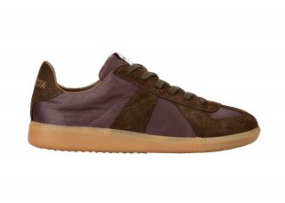 GERMAN TRAINER BORDEAUX/TRANSPARENT<img class='new_mark_img2' src='https://img.shop-pro.jp/img/new/icons5.gif' style='border:none;display:inline;margin:0px;padding:0px;width:auto;' />
