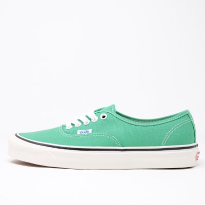 <img class='new_mark_img1' src='https://img.shop-pro.jp/img/new/icons5.gif' style='border:none;display:inline;margin:0px;padding:0px;width:auto;' />VANS AUTHENTIC 44 DX(ANAHEIM FACTORY) OG JADE VN0A38ENQA8