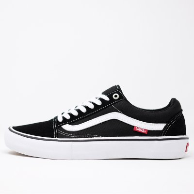 <img class='new_mark_img1' src='https://img.shop-pro.jp/img/new/icons59.gif' style='border:none;display:inline;margin:0px;padding:0px;width:auto;' />VANS [OLD SKOOL PRO VN000ZD4Y28] (BLACK/WHITE)