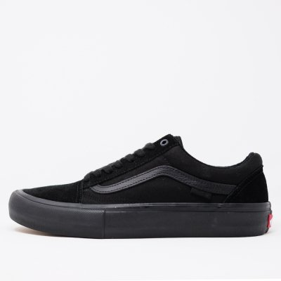 <img class='new_mark_img1' src='https://img.shop-pro.jp/img/new/icons59.gif' style='border:none;display:inline;margin:0px;padding:0px;width:auto;' />VANS [OLD SKOOL PRO VN000ZD41OJ] (BLACKOUT)