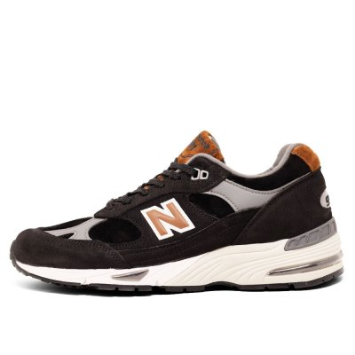 NEW BALANCE [ M991KT MADE IN ENGLAND ] (BLACK/BROWN)