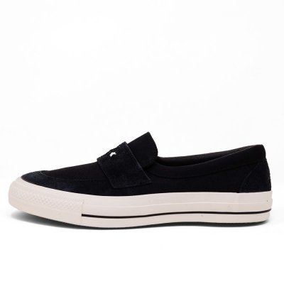 CONVERSE SKATEBOARDING [CS LOAFER SK 1CL665] (BLACK)