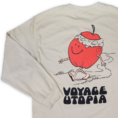 VOYAGE [MY FRIEND L/S T-SHIRTS] (SAND)