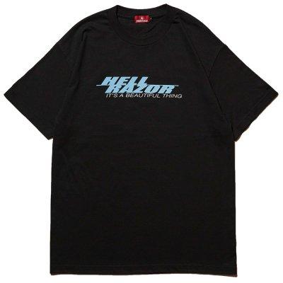 HELLRAZOR [ITS A BEAUTIFUL THING SHIRT] (BLACK)