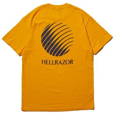 HELLRAZOR [LOGO SHIRT] (GOLD)