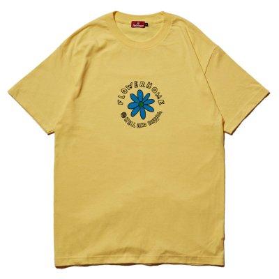 HELLRAZOR [FLOWER HOME SHIRT] (BANANA)