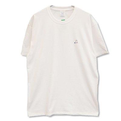 WHIMSY [SOCKS CLUB TEE] (WHITE)