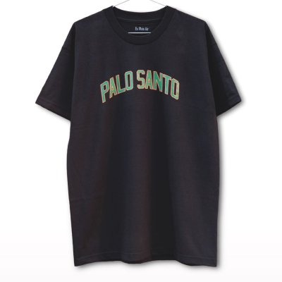 EN PLEIN AIR [PALO SANTO TEE] (BLACK)