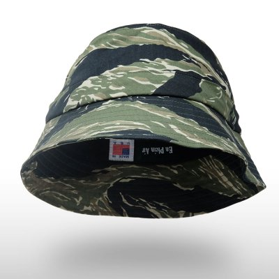 EN PLEIN AIR [TIGER CAMO BUCKET HAT]