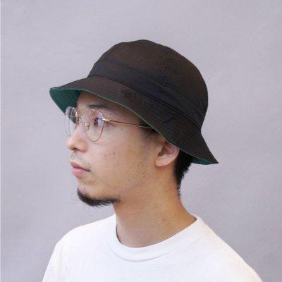 FOUND FEATHER [VEHICLE EXCLUSIVE 6PANEL SAFARI HAT] (BLACK)