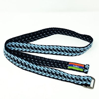 BEDLAM [WOVEN INDIA BELT] (BLUE)