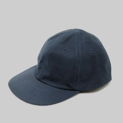 FOUND FEATHER [6 PANEL BASEBALL CAP ] (NAVY)
