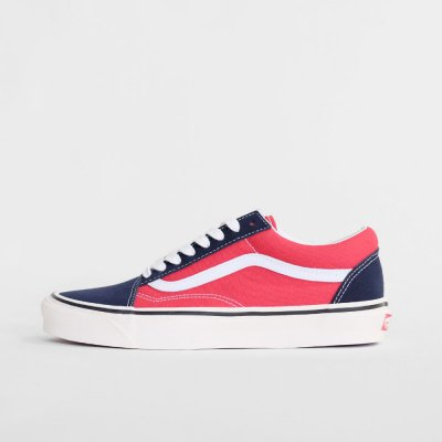 VANS [OLD SKOOL 36DX VN0A38G2VPK] (ANAHEIM FACTORY) OG NAVY