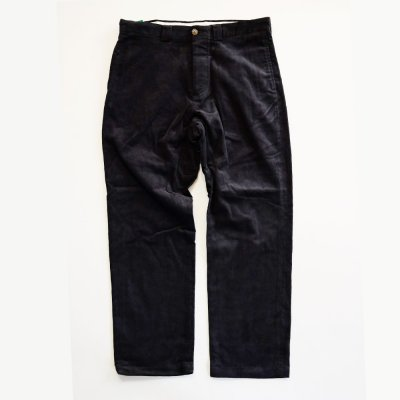 WHIMSY [CORDUROY CHINOS] (BLACK)