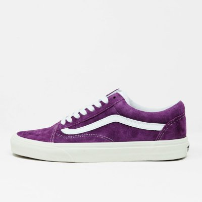 VANS [OLD SKOOL VN0A4BV518Q] (P.SUEDE)GRAPE