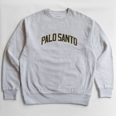 EN PLEIN AIR [PALO SANTO CREWNECK ] (HEATHER)