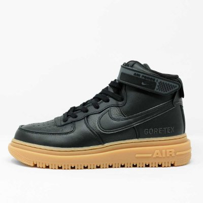 NIKE [AIR FORCE 1 GTX BOOT CT2815-001] (BLACK)