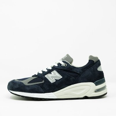NEW BALANCE [M990NV2 MADE IN U.S.A] (NAVY)