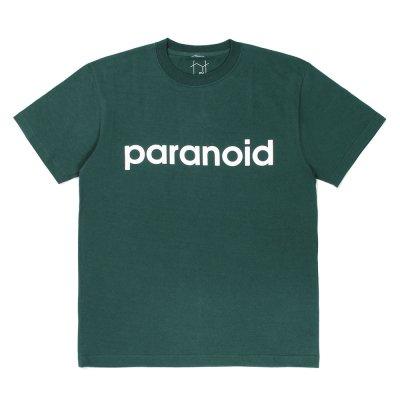 POVAL [PARANOID TEE] (GREEN)