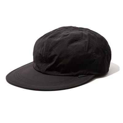 DIASPORA SKATEBOARDS [DSTEK LONG BILL CAP ](BLACK)